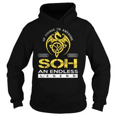 SOH An Endless Legend (Dragon) - Last Name, Surname T-Shirt