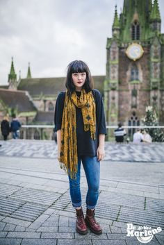 Street Style in Birmingham as part of the #SFSTour14 Gobinder Jhitta Photography