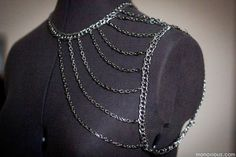 chain harness (http://www.monoxious.com/diy-tutorial-how-to-make-your-own-chain-harness-diy-fashion/)