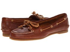 The only boat shoes worth owning, Sperrys are the BEST! They only get better with age. I think they look better once they're banged up, and once they mold to your foot you'll be in shoe heaven.