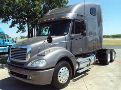 2006 tractor Freightliner #truck #freightliner  EquipmentReady.Com http://equipmentready.com/trucksforsale