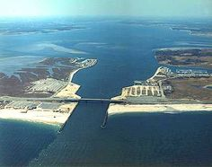 The state parks, this is Indian River Inlet, where I spent much of my tween to teen summers.