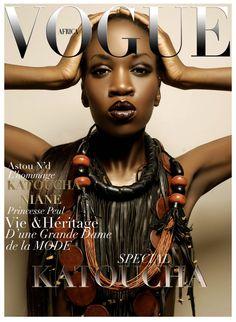 Vogue Africa by Mario Epanya photography