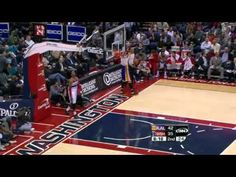 The Worst Lay Up Attempt The NBA Has Ever Seen