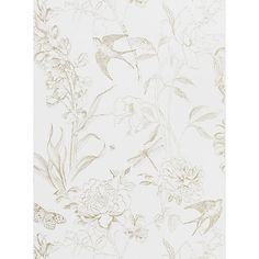 Buy Designers Guild Jardin des Plantes Sibylla Garden Paste the Wall Wallpaper Online at johnlewis.com