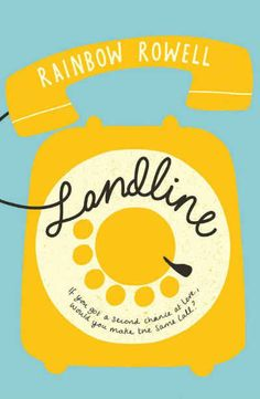 Landline by Rainbow Rowell. 2 out of 5.
