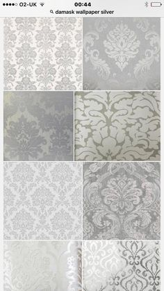 61 best Ideas for damask wallpaper living room bathroom Purple Bedroom Decor, Decor, Wallpaper Living Room, Master Bedrooms Decor, Grey Wallpaper, Bedroom Decor, Home Decor, Damask Wallpaper Living Room, Room Decor