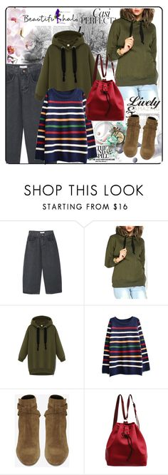 """Beautifulhalo.com"" by lip-balm ❤ liked on Polyvore featuring Bottega Veneta, Whiteley, Yves Saint Laurent, women's clothing, women, female, woman, misses, juniors and beautifulhalo"