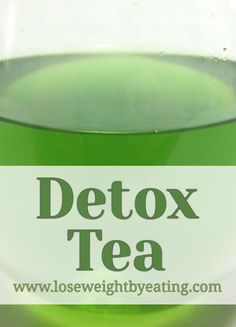 Lose weight and discover the healthy benefits of Detox Tea. Includes a free guide to the best detox teas, delicious detox tea recipes, and weight loss tips.