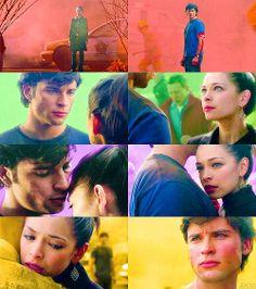 Smallville Lana & Clark