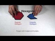 Common Types of Polygons - YouTube
