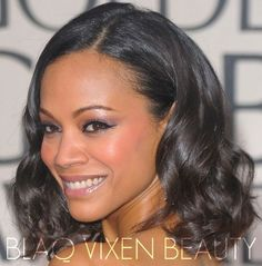 African American Makeup Inspiration. I just love her!!!