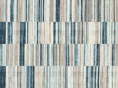 Vloerkleed Velvet blauw 77 x 140