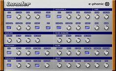 Invader - free VST synth http://www.vstplanet.com/Instruments/VST_Synthesizers34.htm