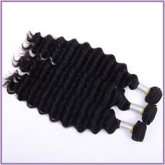 Indian Remy Deep Curly Wavy Hair Extensions 8-30'' Water Wave Human Hair Weft Weave  #Pls feel free to contact me.  Email:brenna@eunicehair.com Whats App:+86-15002057323 Skype:brenna1018