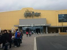 Museo Harry Potter (London 2014)