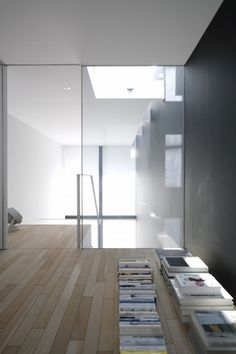House in Showa-cho by Fujiwaramuro Architects.