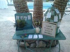 #Boda con #encanto en el Jardín de los Cisnes en #Crevillente (#Alicante) -  #detalles maravillosos que nos trasladan a la Toscana! #Catering #YA