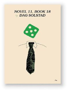 Norwegian & Scandinavian Fiction: NOVEL 11, BOOK 18 BY DAG SOLSTAD It follows Bjørn Hansen, a man who left his wife and a two-year-old son for his mistress. But that relationship faded, and now Bjørn is living alone. He finds a companion in Dr. Schiøtz, who urges Bjørn to go to Vilnius, Lithuania. Soon, he is questioning his own reality.