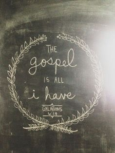 #Gospel