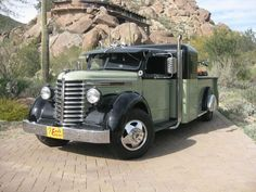 Image result for Diamond T-truck