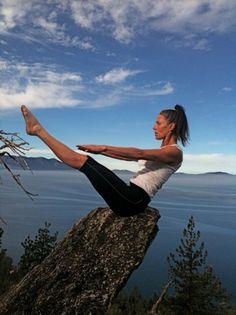 #Pilates Lake Tahoe