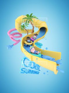 FUS056, 프리진, 그래픽, 어린이, 배경, 휴일, 여름, 그래픽, 생활, 프리진, 물방울, 열대나무, 물놀이, 워터파크, 캐릭터, 입체효과, 3d텍스트, 에프지아이, FGI, fus056, fus056_019, COOLSUMMER, 휴가, 여름휴가, 여행, 3D, 이모티콘, 오브젝트, 귀여운, 휴식, 여유, 3인, 재미있는, 시원한, 수영복, 놀이공원, 튜브, 나무, 슬라이드, 미끄럼틀, 파토, 물결,#유토이미지