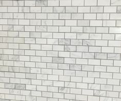 White Subway Tiles additionally 296182112971827714 moreover  on small master ensuite marble