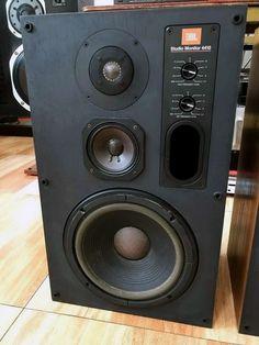 Audiophile Speakers, Stereo Speakers, Made In Japan, Loudspeaker, Vintage, Klipsch Speakers, Filing Cabinets, Home Stereo Speakers, Speakers