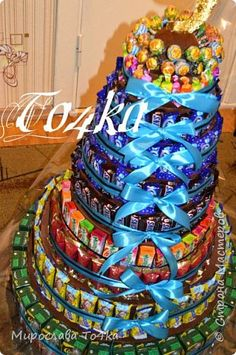 134 Best Candy Cakes Images Candy Bar Cakes Candy