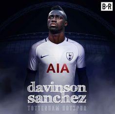 Davinson Sanchez. London Pride, Tottenham Hotspur Football, Football Awards, White Hart Lane, Great Team, North London, Premier League, Sons, Soccer