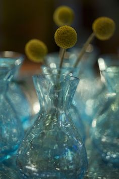 zartblaues Glas craquele und doch wasserdicht