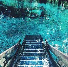 💙😍✨🌊🌴 #ocean #blue #beautiful