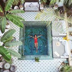 Weekly Wanderlust: Le Riad Jasmine - Marrakech, Morocco - Pith + Vigor - Cultivating Garden Style
