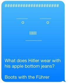 Hitler Humor