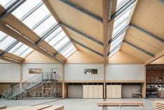 Vitsœ Finds New Offices for HQ and Production in Royal Leamington Spa - Design Milk