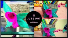 Jute, Projects To Try, Diy, Bricolage, Do It Yourself, Homemade, Utah, Diys, Crafting