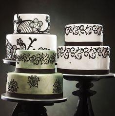Photo: D. Jones ~ Cake: Cake Creations #weddingcake #cake #weddingsinhouston