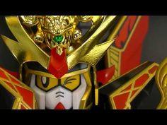 スーパーロボット超合金 Super Robot Chougoukin - Mazinger Z and SDX Daifuku Shogun @...