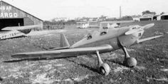 Aeronave Planalto, projeto IPT, Campo de Marte