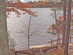 Lake gazing on Lake Minnesuing