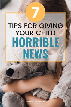 """One of the first questions I asked myself after being diagnosed with cancer was """"How do we tell the kids?"""" Here are seven things to consider if you are ever faced with the task of giving your kids horrible news. Parenting Quotes, Parenting Hacks, Breaking Bad News, Kids Sand, Quotes For Kids, Raising Kids, Talking To You, Giving, Divorce"""