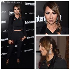 Top 100 updos for short hair photos Marc'd It! @msjackiecruz rocking a suit for the @entertainmentweekly #sag Award pre party. 💁🏻#hair @marcmena 💄#makeup @iluvsarahii 👠#stylist @christinajpacelli #marcmenagivesgoodhair #estylecollective #updo #girlswhorock #UpdosForShortHair @xclusiveartists See more http://wumann.com/top-100-updos-for-short-hair-photos/