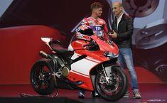 Ducati 1299 Superleggera Unveiled at EICMA