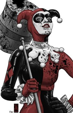 harley quinn comic - Google Search                                                                                                                                                     More