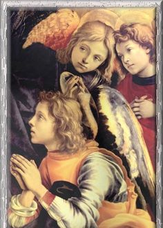 ORACIÓN A LOS ARCÁNGELES DE DIOS. Padre Santo, quiero suplicarte en esta hora, que envíes...