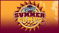 2012 Cavs Summer Camps