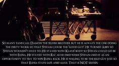 Absolutely... Damon Salvatore/ The Vampire Diaries