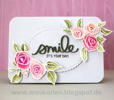 Seven Hills Crafts Blog: Smile - It's Your Day
