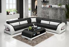 Inspiring Popular Modern Furniture sofa Leather Custom sofa Set Living Room Furniture Design with Modern sofa Sofa Set Designs, Sofa Design, Sofa Furniture, Living Room Furniture, Furniture Design, Modern Furniture, Leather Furniture, Furniture Online, Discount Furniture